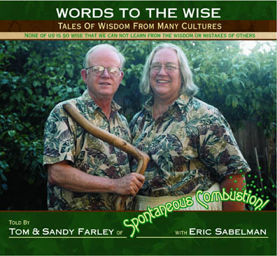 Words to the Wise CD cover
